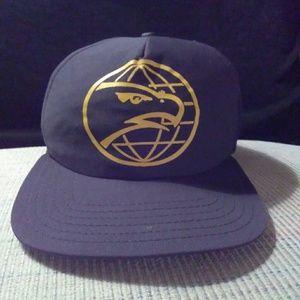 Rare 1979 Iowa Hawkeye's Snapback hat by New Era